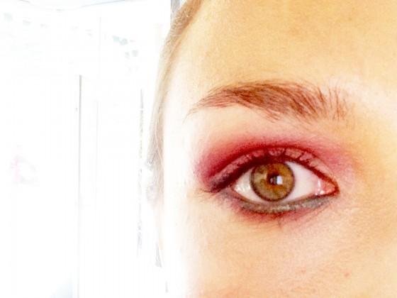 Hanne oog