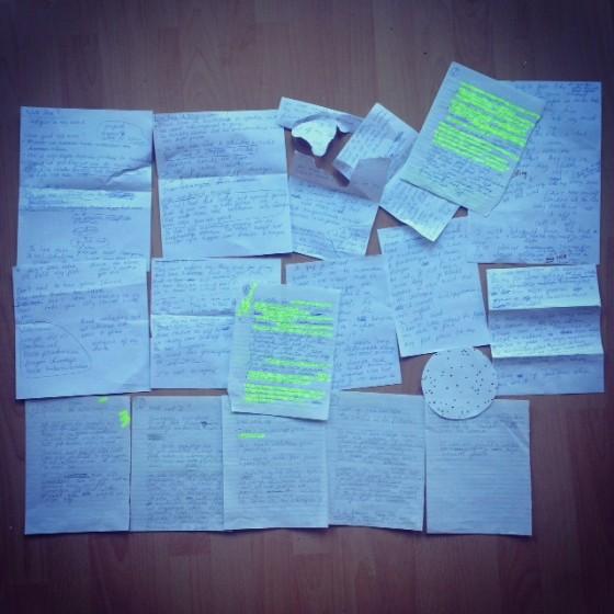 Schrijfsels