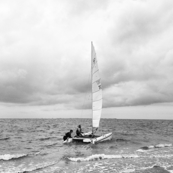 Tonny Klaas boot